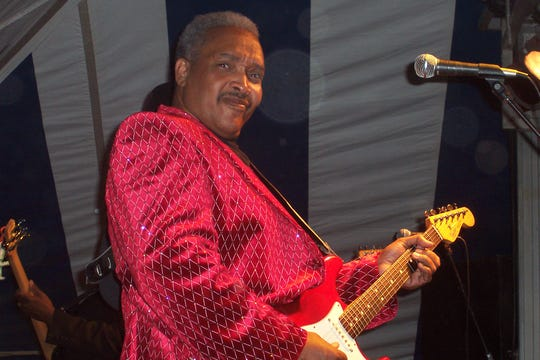 Johnny Rawls Valentine's Day Love Fest at 9 p.m. Friday at Bradfordville Blues Club