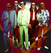 Black Magic Flower Power headlines a Boogie Night Valentine's Day Party that also features Sick Ride and DJ Cannibal at 7 p.m. Friday at The Warrior on the River.