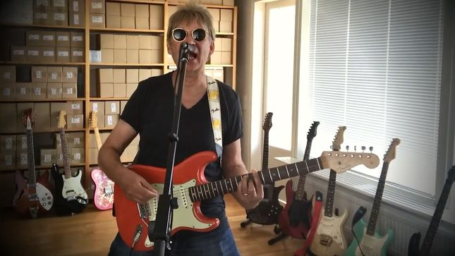 """LARS ERIC MATTSSON Launches Music Video For """"Let Me Rock You"""" (2020 Version)"""