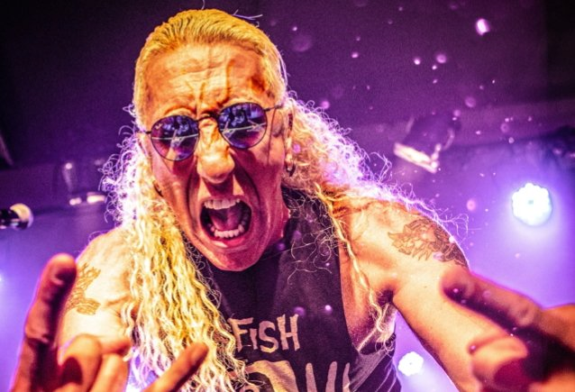 DEE SNIDER To Take Part In All-Star Musical Fusion Extravaganza 'Rock Me Amadeus'