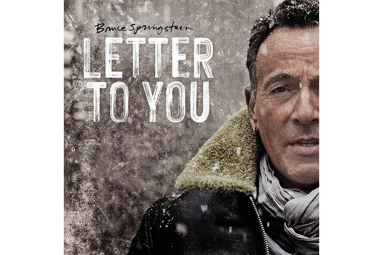 Cover of Letter to You.