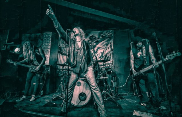 WARRIOR SOUL Releases Music Video For Cover Of ALICE COOPER's 'Elected'